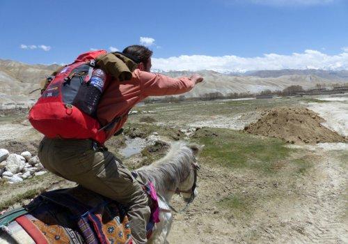 Mustang époustouflant (Népal) - 11h30