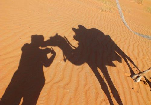 Périple au Sahara, en solitaire - 17h45