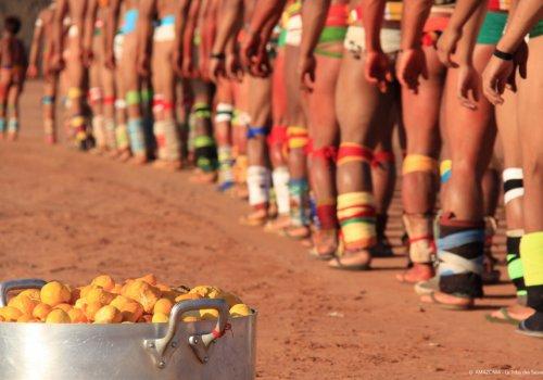 Amazonia, six mois de voyage en terres indigènes - 15h15