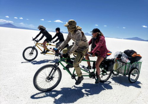Tour du désert de sel en Bolivie - 20h